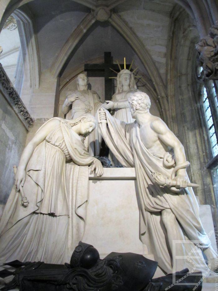 Wnętrza kaplicy