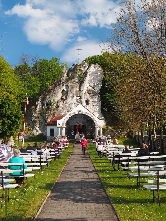 Sanktuarium w Podzamczu