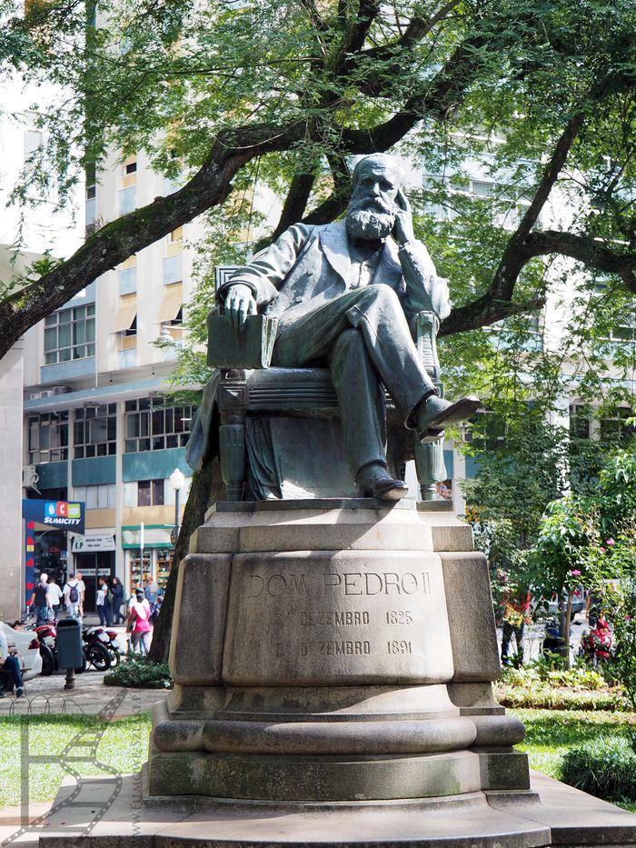 Pomnik Don Pedro II