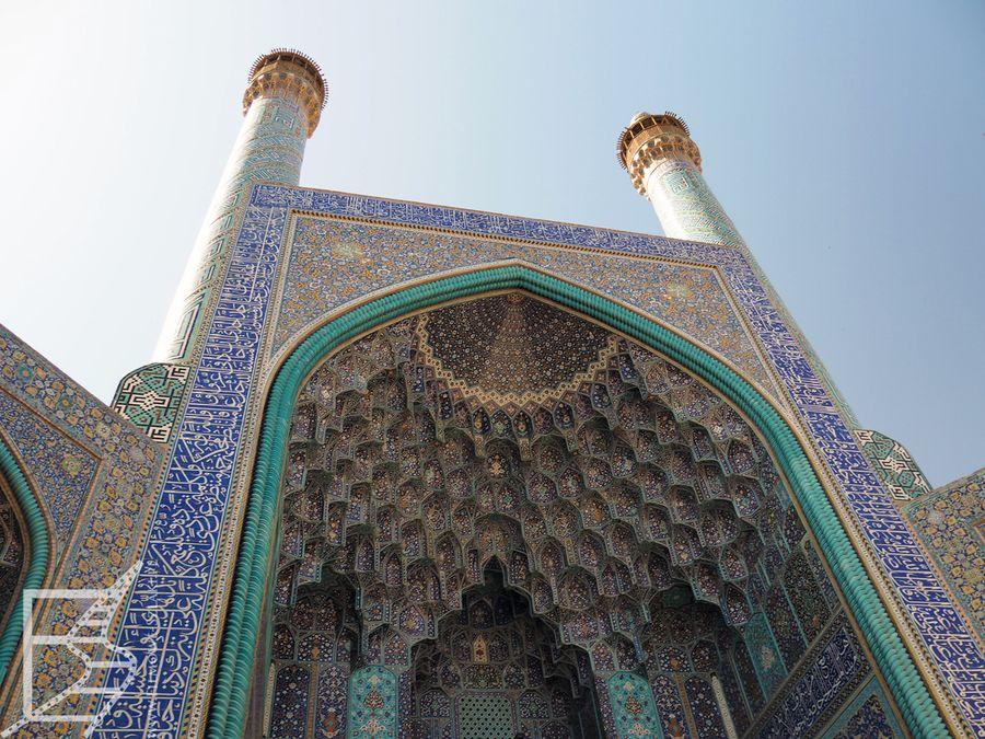 Ejwan meczetu Szacha