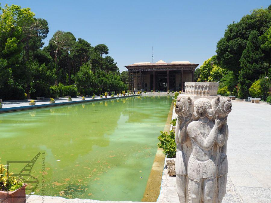 Pałac 40 kolumn (Isfahan)