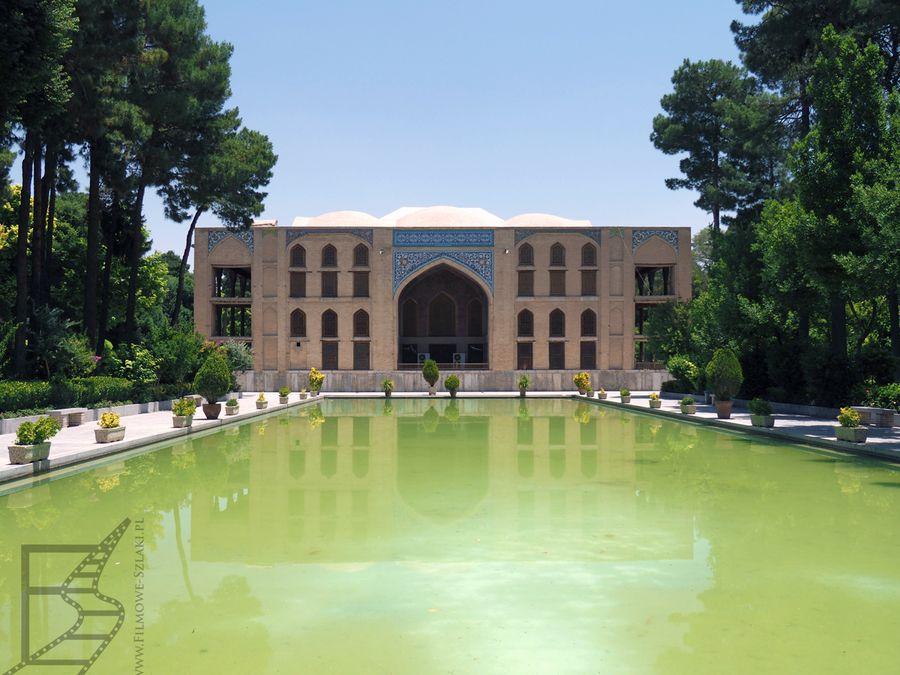 Pałac 40 kolumn (Esfahan)