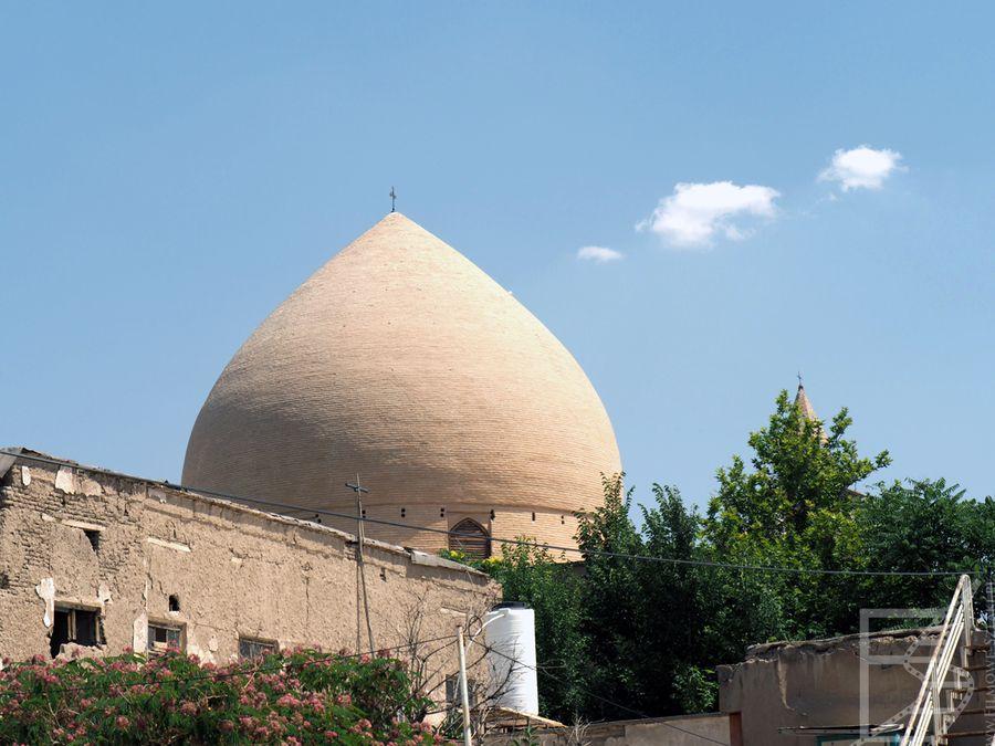 Kopuła katedry ormiańskiej
