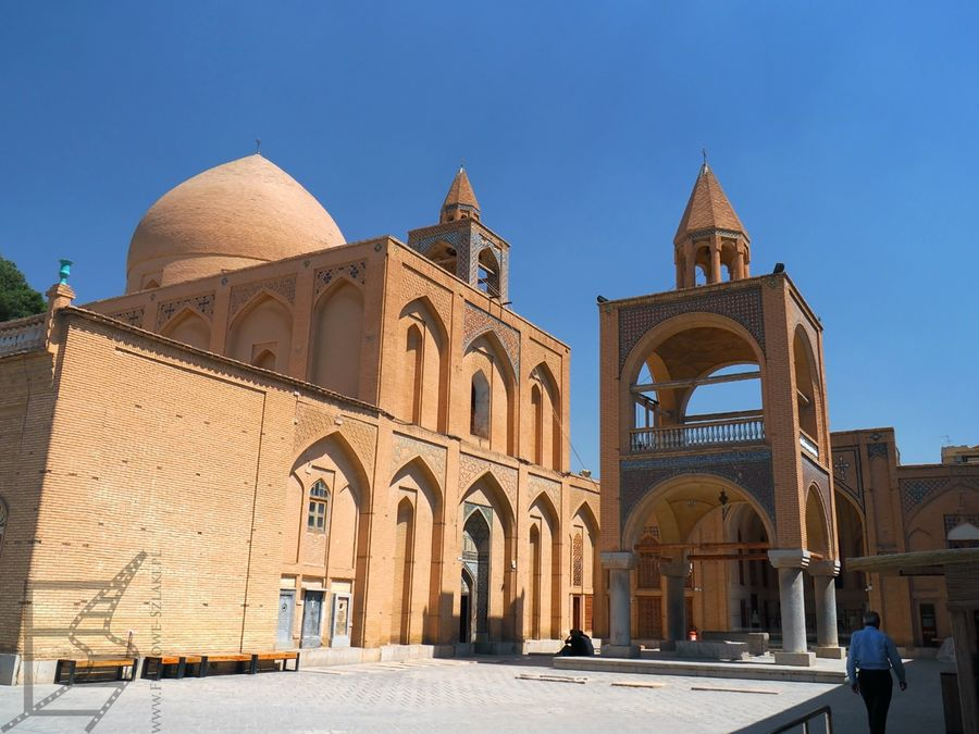 Katedra ormiańska (Isfahan)