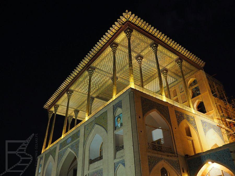 Pałac Ali Qapu (Isfahan)