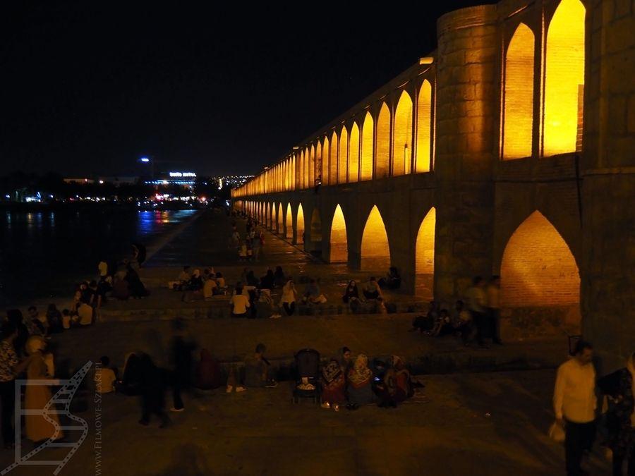 Most o 33 łukach (Isfahan)