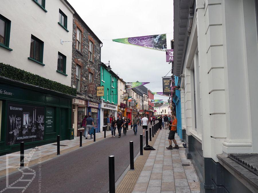 Centrum Killarney jest pełne irlandzkich pubów, sklepów z pamiątkami i agencji turystycznych