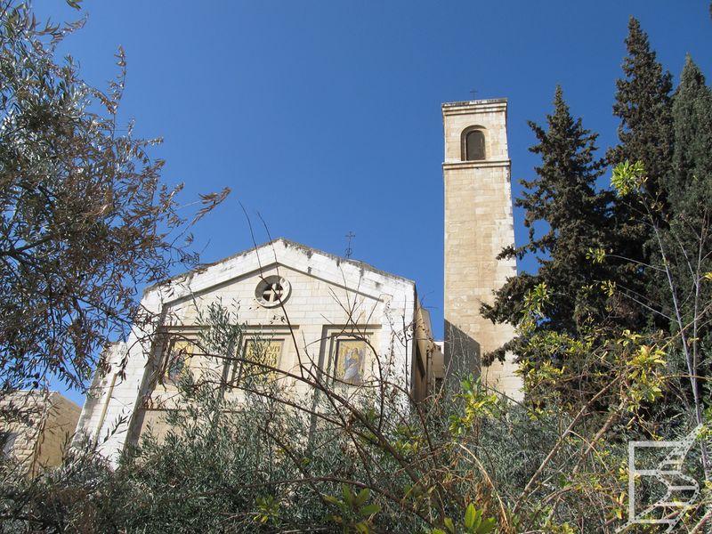 Kościół św. Łazarza (Betania lub Al-Ajzarijja)