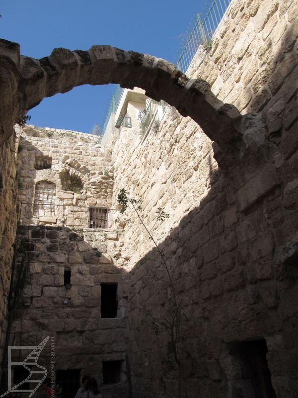 Pozostałości dawnej świątyni