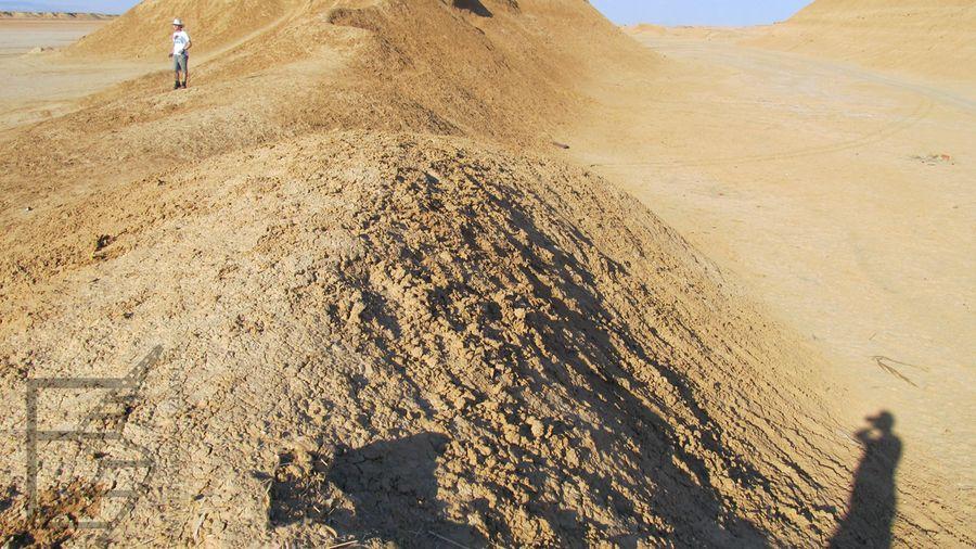 Na tych wzgórzach kręcono lądowanie Dartha Maula na Tatooine