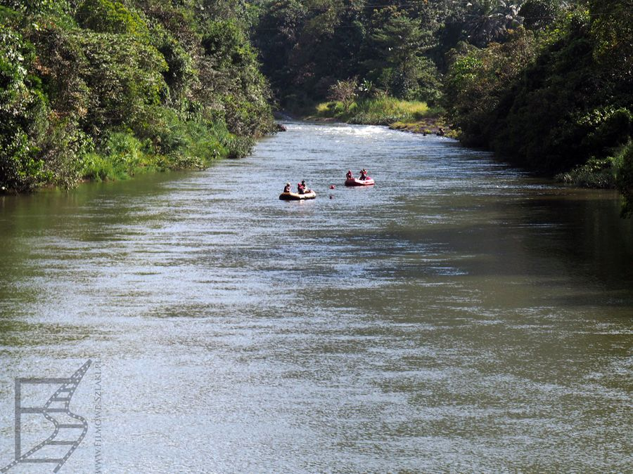 Kitulgala przyciąga wielbicieli raftingu