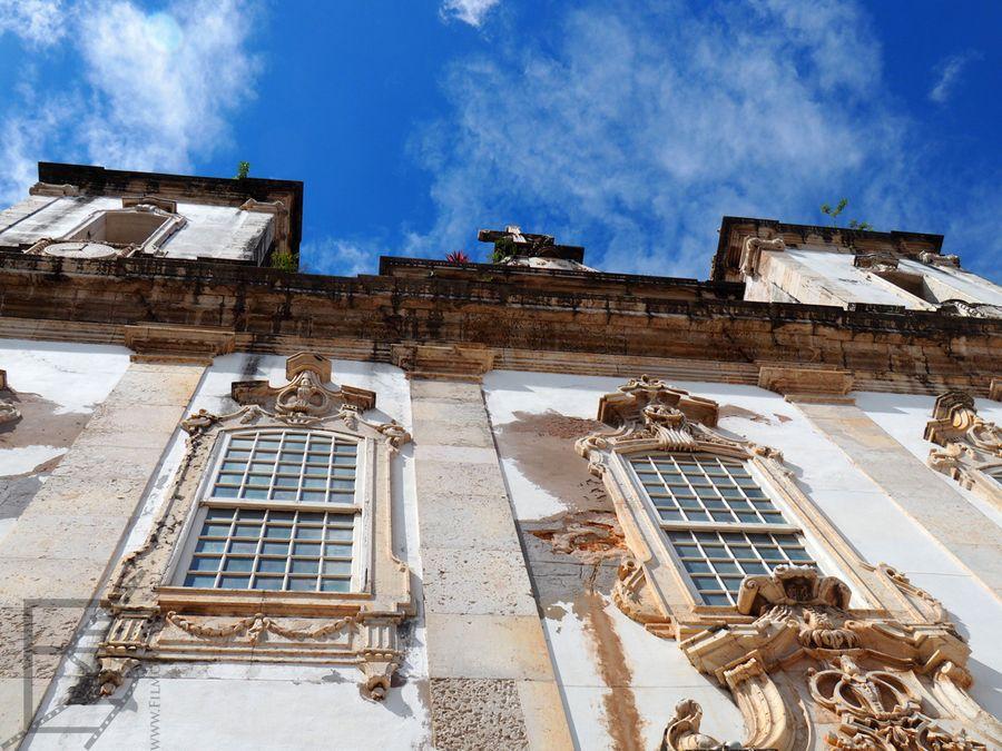 Fasada kościoła karmelickiego