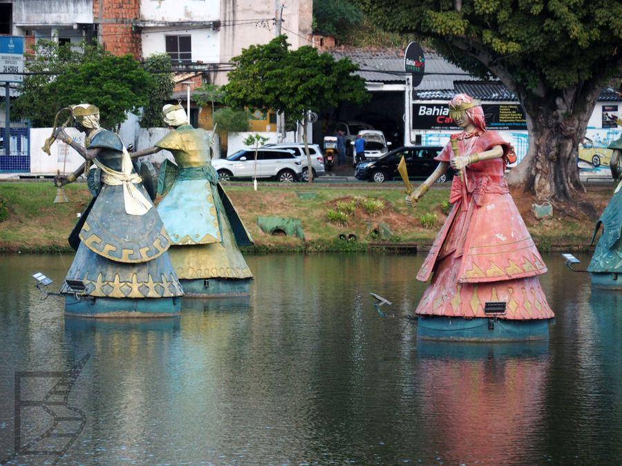 Dique do Tororó (Salvador de Bahia)