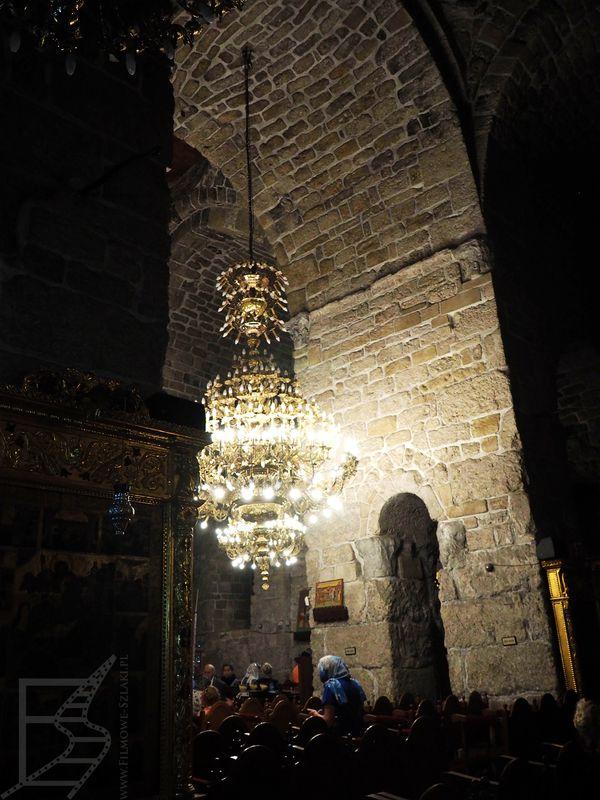 Przepiękne wnętrza kościoła św. Łazarza (Larnaka)