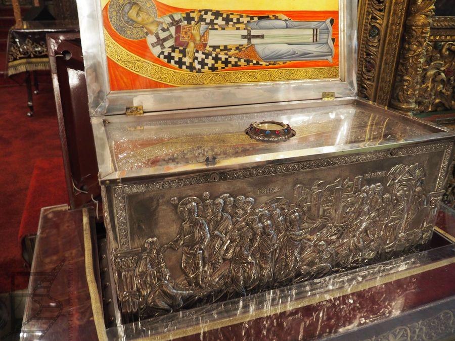 Relikwie św. Łazarza