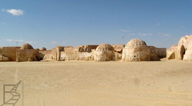 Szatt al-Gharsa (Chott el Gharsa), Oung Jmel – Mos Espa w Tunezji