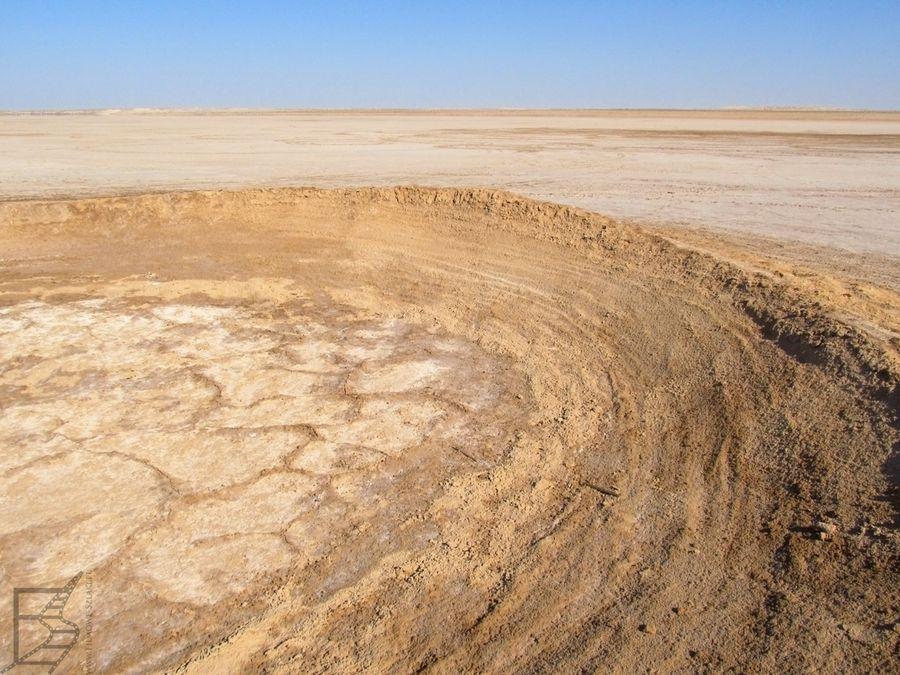 Pustynia Chott El Jerid