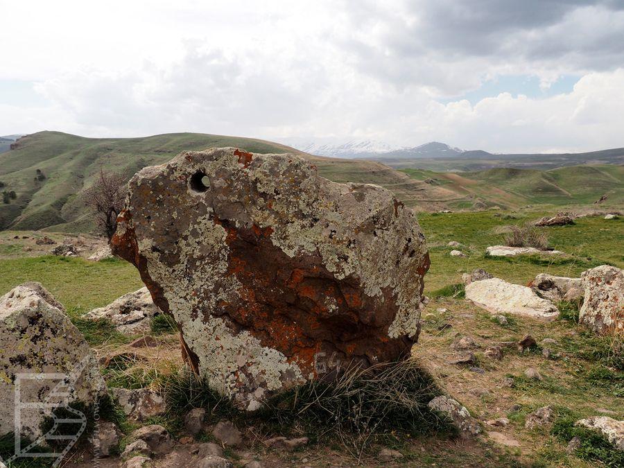 Kamień w Carahunge