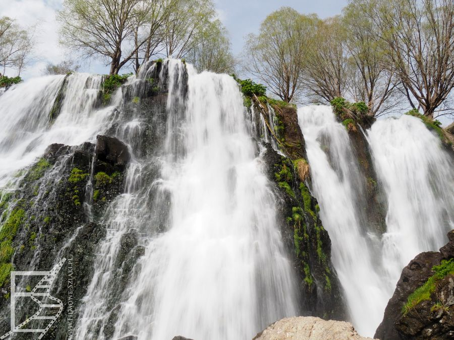 Wodospad Szaki