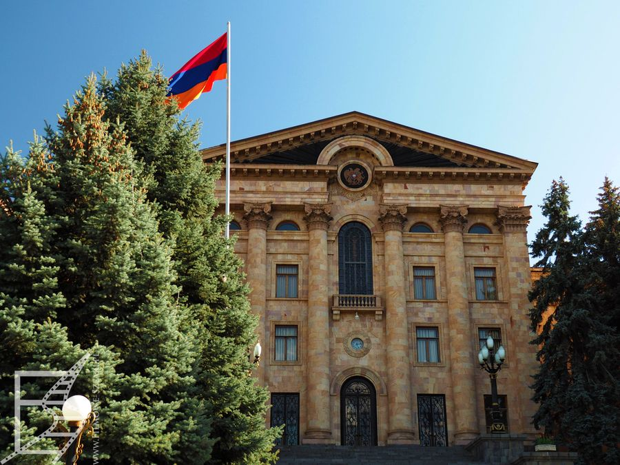Budynek Zgromadzenia Narodowego (Erywań, Armenia)