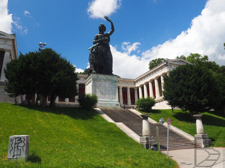Posąg Bawarii