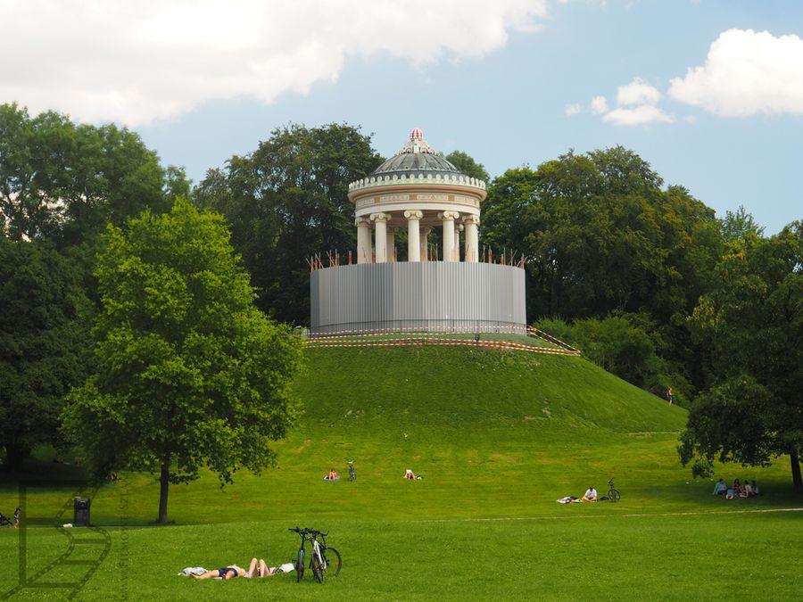 Ogród Angielski (Monachium, Niemcy)