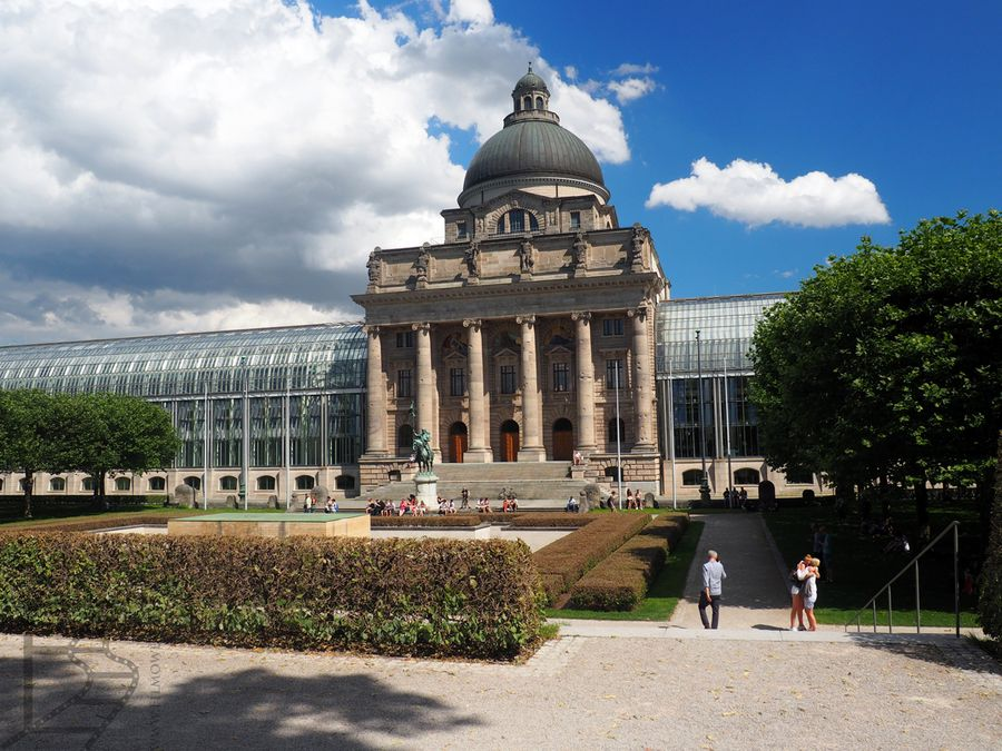 Siedziba rządu Bawarii