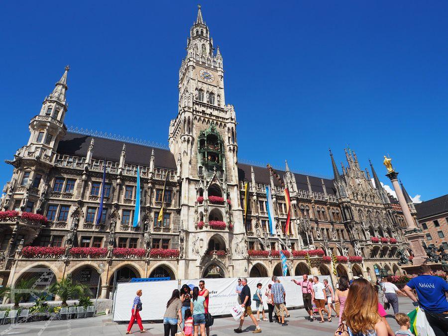 Ratusz w Monachium