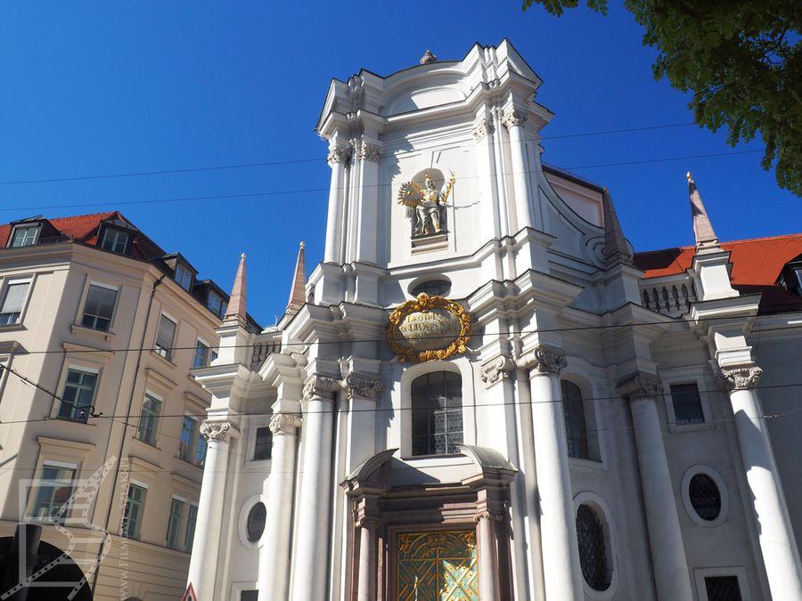 Kościół Świętej Trójcy w Monachium