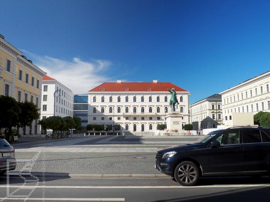 Zabytkowe centrum Monachium