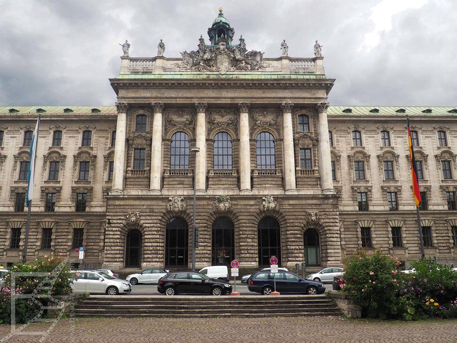 Typowa niemiecka architektura