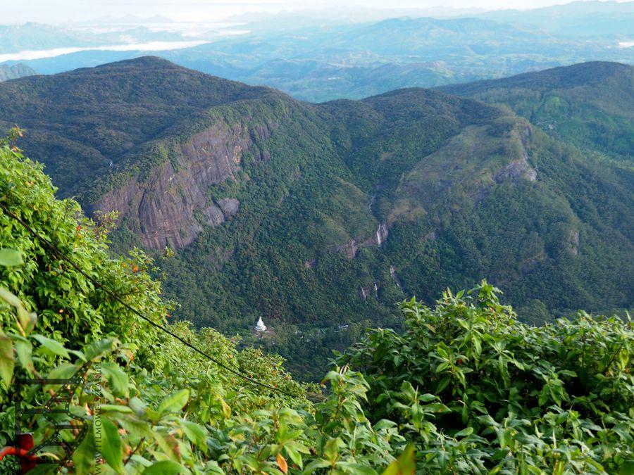 Okolice Szczytu Adama to także rezerwat przyrody