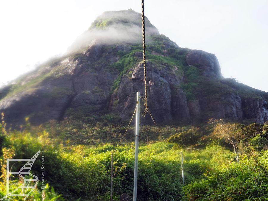 Okolica Szczytu Adama (Sri Pada) jest zachwycająca