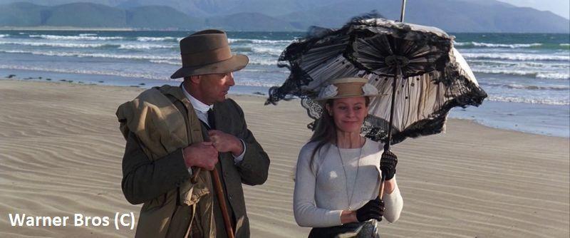 """Plaża Inch (półwysep Dingle) w filmie """"Córka Ryana"""""""