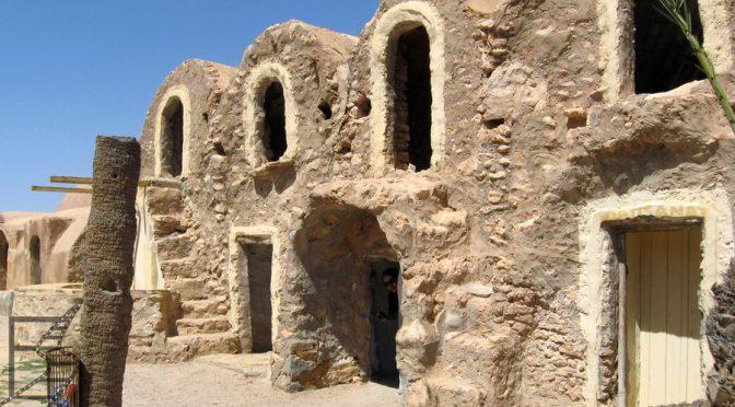 Ksar Hadada, dom Anakina Skywalkera w Tunezji