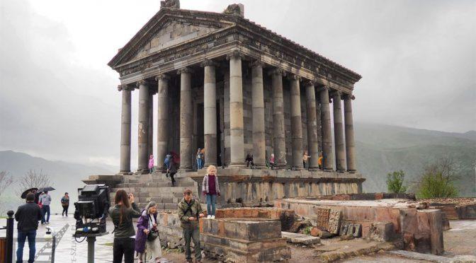 Świątynia w Garni