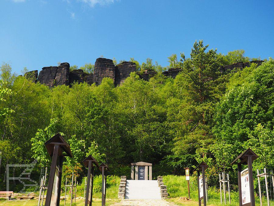 Wejście do Tiskich Ścian