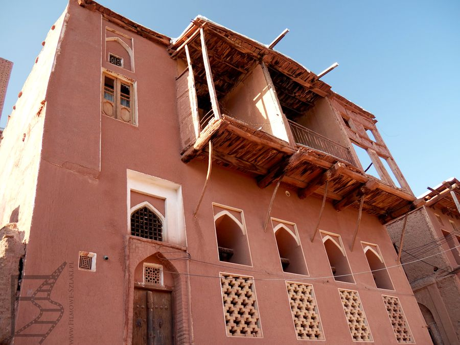 Tradycyjna architektura wiejska w Iranie