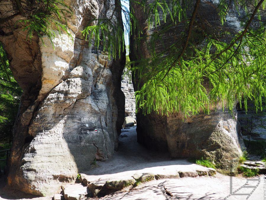 Tiskie Ściany (Tiské stěny)