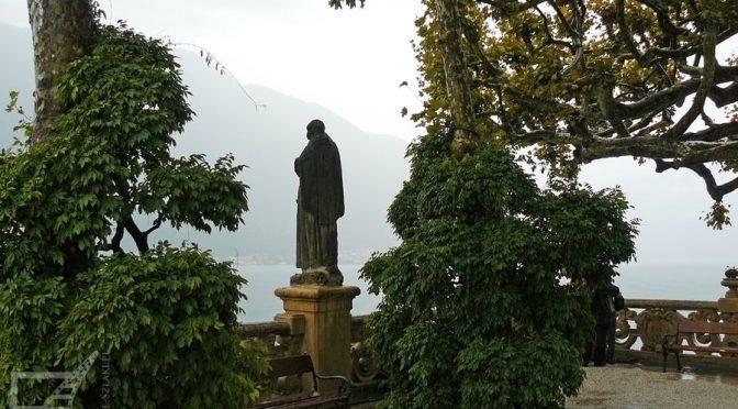 "Villa Del Balbianello nad jeziorem Como, James Bond i ""Gwiedzne Wojny"""