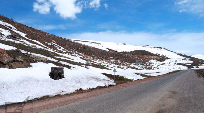 Przełęcz Sulema, karawanseraj Orbeliana i armeński jedwabny szlak