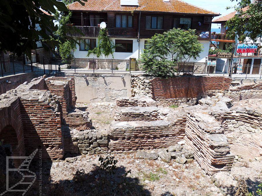Łaźnie bizantyjskie w Nesebyrze
