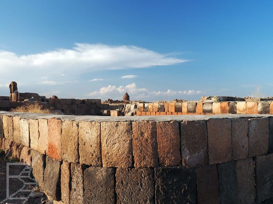 Ruiny miasta Ani
