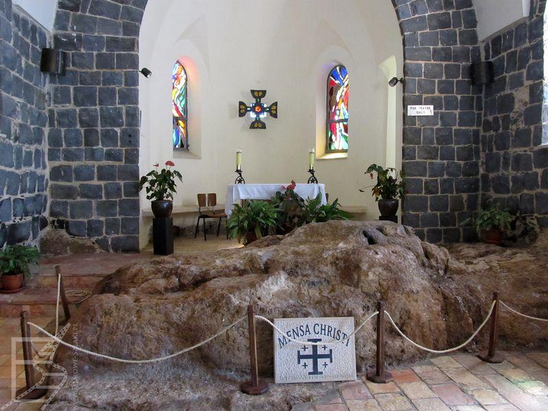 Kościół Prymatu św. Piotra (Jezioro Galilejskie)