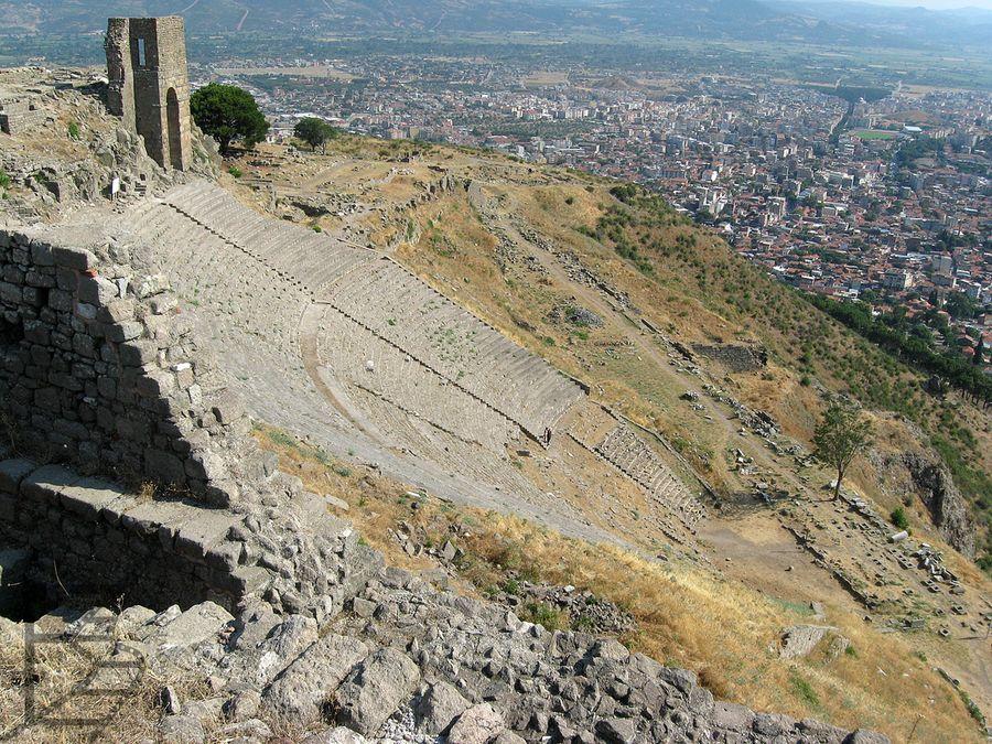 Teatr w Pergamonie
