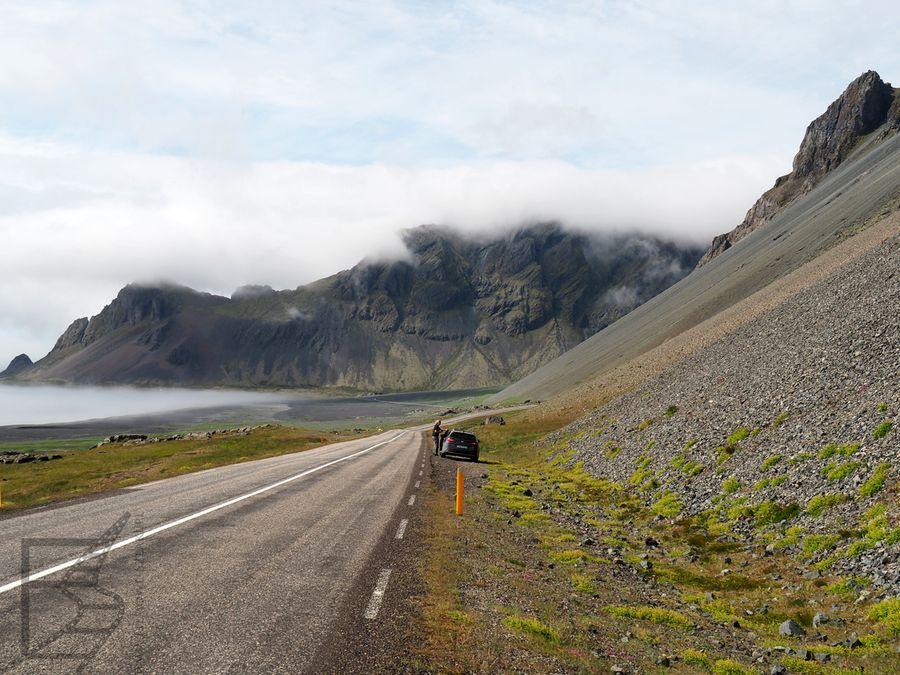 Droga nr 1, południowo-wschodnia Islandia