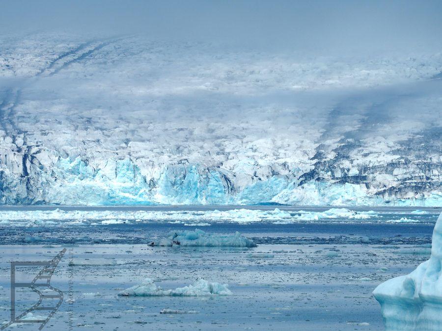 Morena lodowca Vatnajökull