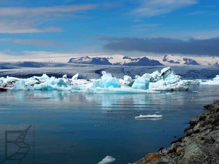 Zjawiskowa laguna lodowa Jökulsárlón