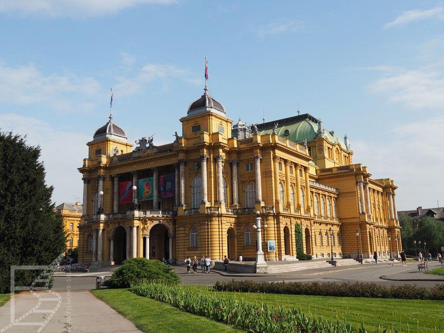 Chorwacki Teatr Narodowy