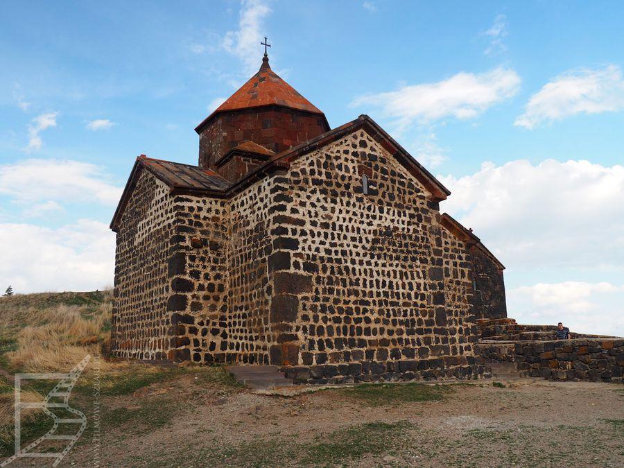 Kościół Matki Bożej, klasztor Sewanawank